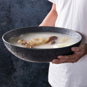 14 inch wholesale large ceramic bowl for soup