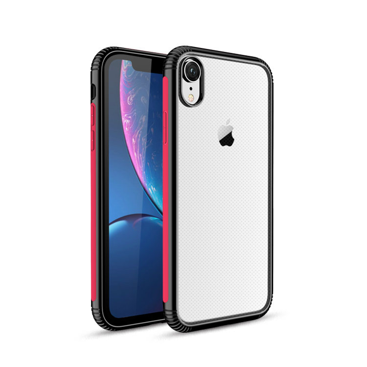 Clear View Tpu Mobile Phone Cover Case For Iphone Xr Cover For Apple x Xs Xsmax фото