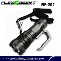 SST-50 rechargeable led crank flashlight
