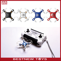 Toys & hobbies small mini cheap quadcopter pocket drone with 6-axis gyro