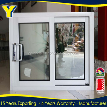Yy factory low price thermal break aluminium sliding for Thermal windows prices