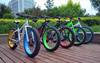 NEW!!! new model snow bike !! colorful snow bike 21 speed on sale
