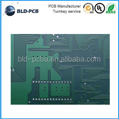 Custom fr4 double sided pcb, OEM Fr4 94v0 PCB/Double Sided PCB electronic circuit board China alibaba suppier