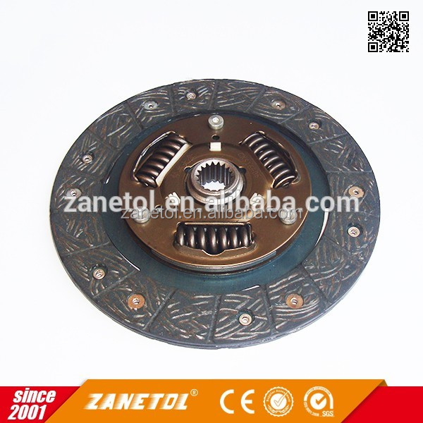 25183179 25183180 3000950696 828478 Auto Parts Cars Available 18 Teeths Clutch Disc for Chevrolet Spark 1.2L