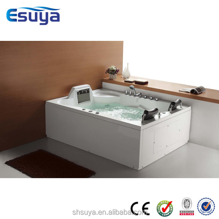 jet whirlpool bathtub with tv jet whirlpool bathtub with tv suppliers and at alibabacom - Jetted Bathtub