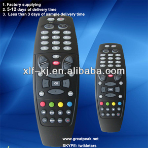 043p professional remotes factory supplying remote control for dream box 800 hd satellite tv receiver