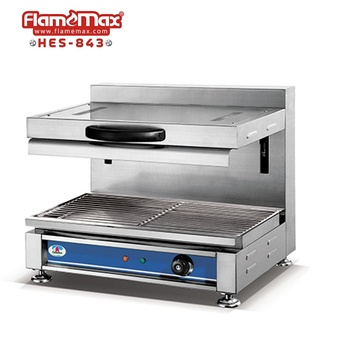 Hes 843 Auto Electric Salamander Kitchen Equipment For Sale Buy Salamander Counter Top Salamander Fish Cooker Food Machine Product On Alibaba Com