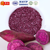 100% natural nutrition instant cereal food oat flake/ Instant purple sweet potato flake