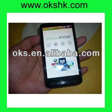 Windows 6.5 mobile phone T-Mobile HD2