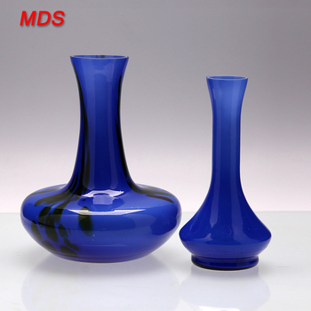 Vintage Small Cobalt Blue Glass Vases Wholesale Buy Blue Glass