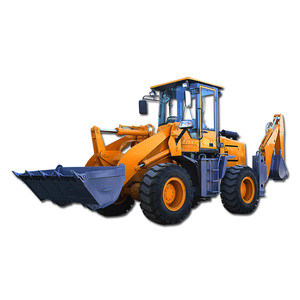 VOTE Brands VTZ15-26 4.8 Ton 75 HP Micro Backhoe and Loader