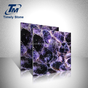 luxury onyx raw stone blocks amethyst slab