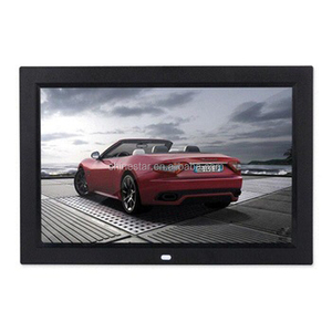 10 inch LED digital advertisement video loop player monitor