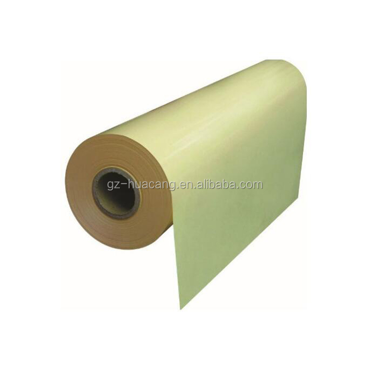 Guangzhou professional factory produced white kraft grease proof paper for food packaging