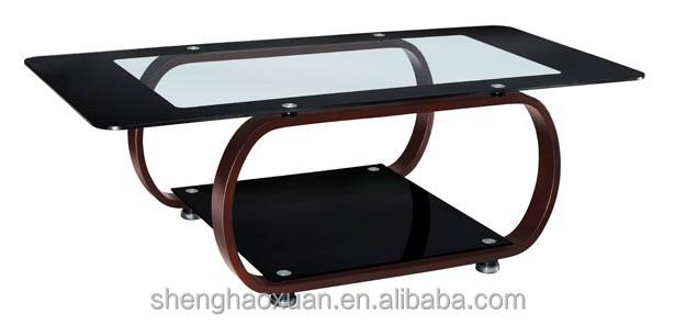 Modern design wooden tea center table design buy wooden for Center tipoi design