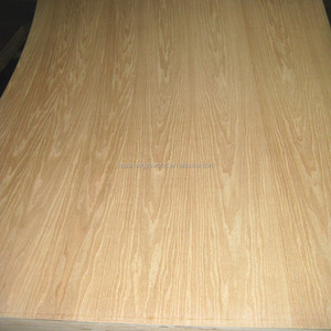 Red oak / maple/ Alder/ Ash fancy plywood for decoration and furniture