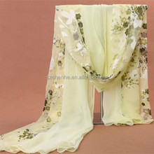 Screen Printed Scarf Dubai Scarf Wholesale