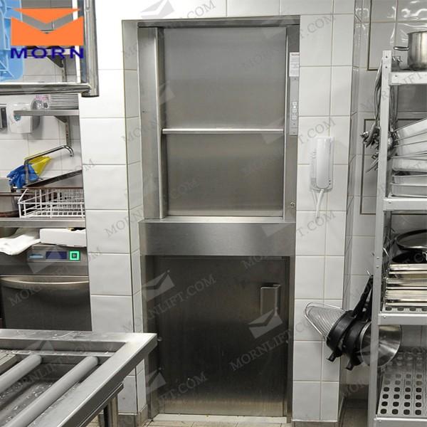 lectrique cuisine ascenseur monte charge pour restaurant ou la maison porter la nourriture. Black Bedroom Furniture Sets. Home Design Ideas