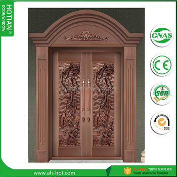 Explosion Proof Aluminum Copper Security Door Pure Copper Door Villa Entry Front Door  sc 1 st  Alibaba & Explosion Proof Aluminum Copper Security Door Pure Copper Door Villa ...