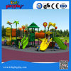 2016 combined outdoor playground equipment