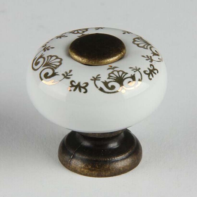 Country Kitchen Cabinet Knobs