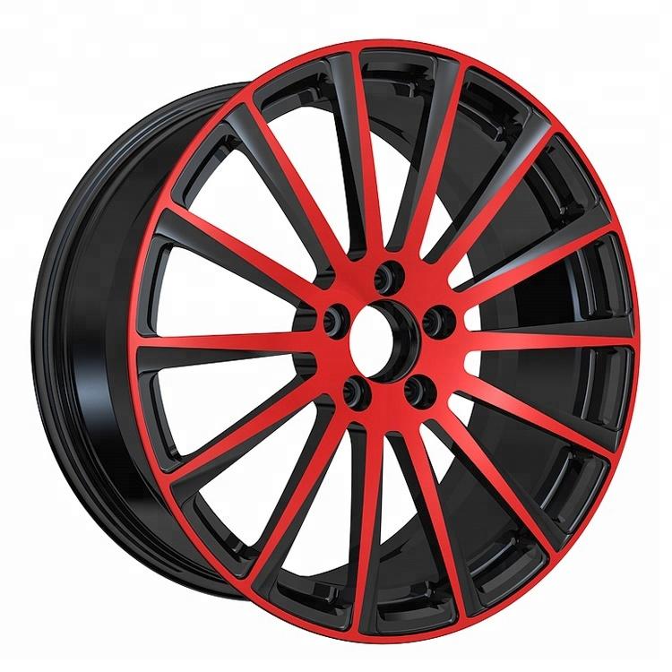Via Jwl Sae J2530 Tuv 4x4 Alloy Wheels Aluminum Offroad