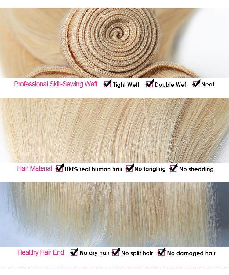 Xibolai Free sample Africa popular natural color straight style Brazilian virgin human hair bundle 3 bundles deal vendor