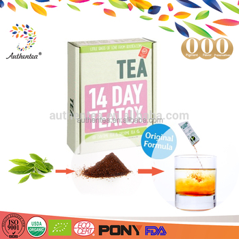 Skinny Weight Loss Teatox Bootea 14days Benefit Easy Slim Tea