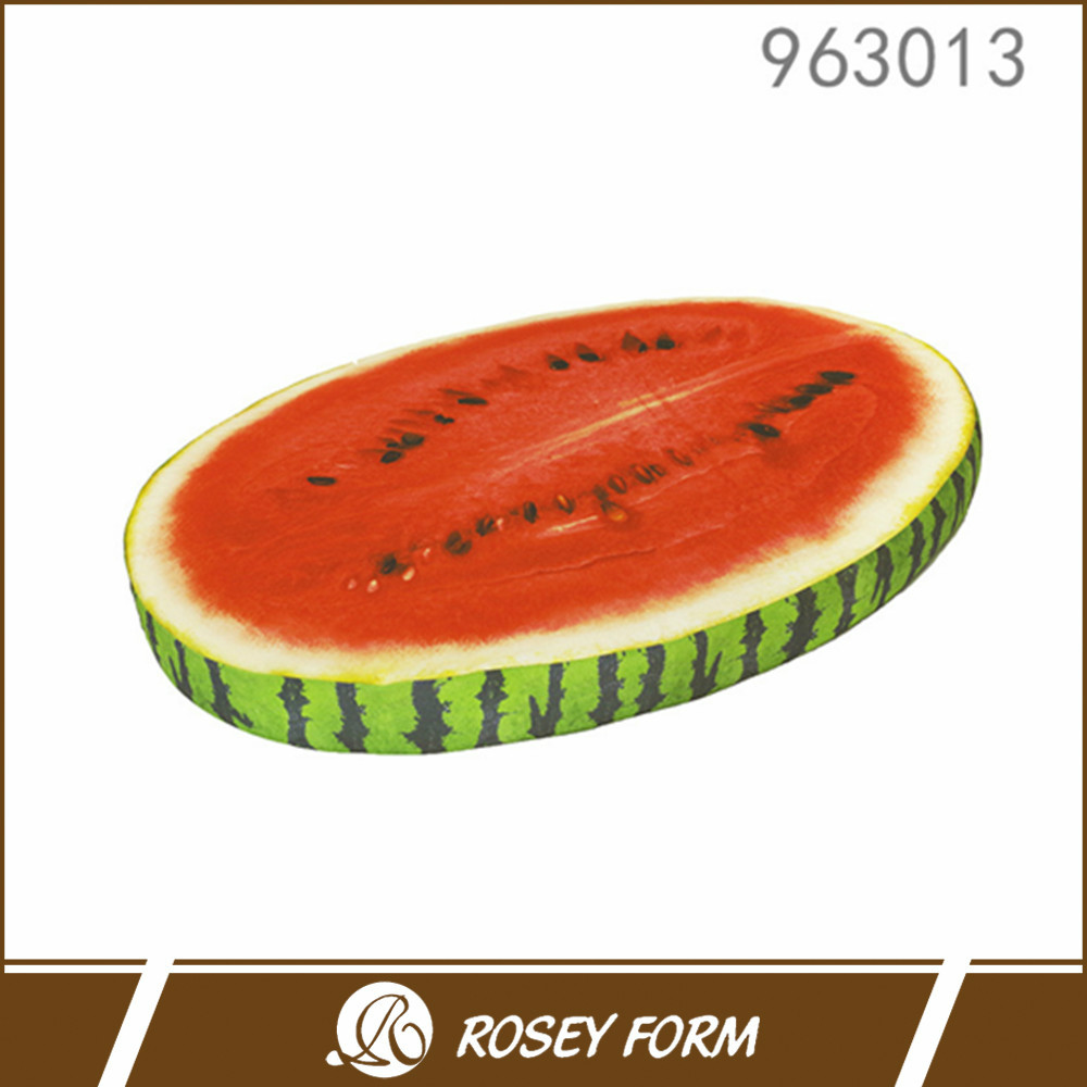 High quality and summer big watermelon Rosey form pet bed for big <strong>dog</strong>