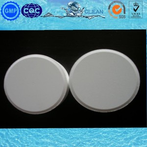 water disinfectant 3 chlorine tablet