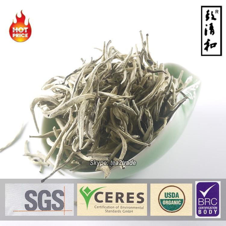 Oganic White broken tea Direct Manufacturer CERES BRC control EU Standard Withering tea - 4uTea | 4uTea.com