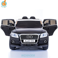 WDXH308 Promotional Cool Design Licensed Audi Q5 Baby Electric Car For Kids To Driving