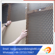 pvc coated expanded metal mesh for auto filter