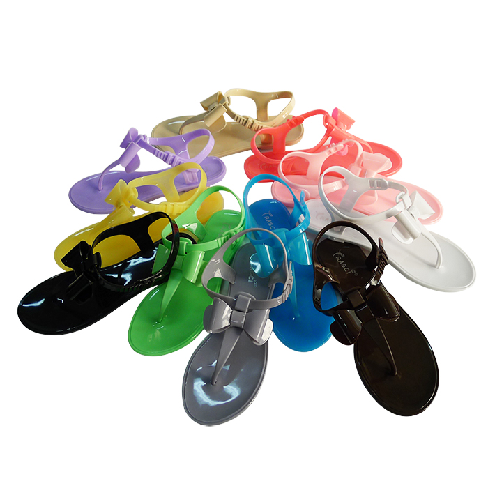 PVC Ladies Fashion Sandal