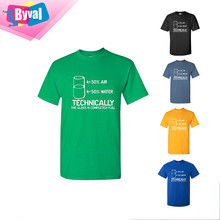 Screen Printing Polyester T Shirt Summer Cool T-Shirts Wholesale Custom Print Logo from China Supplier