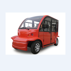5KW motor 4 wheel electric passenger car made in China