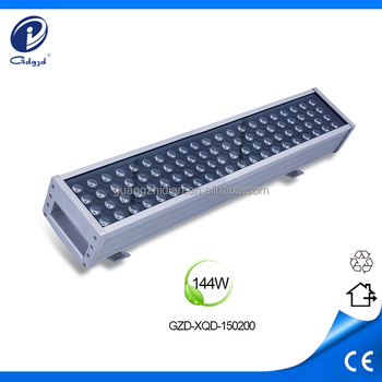 China Vendor Aluminum Housing 144w Ip65 High Power Led Flood Wall ...