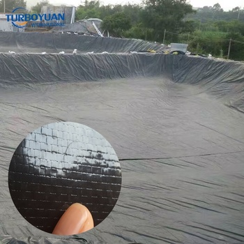 fish farming ground cover waterproof tarps / reinforced polyweave fabric HDPE water tank biofloc tarpaulin for aquaculture ponds