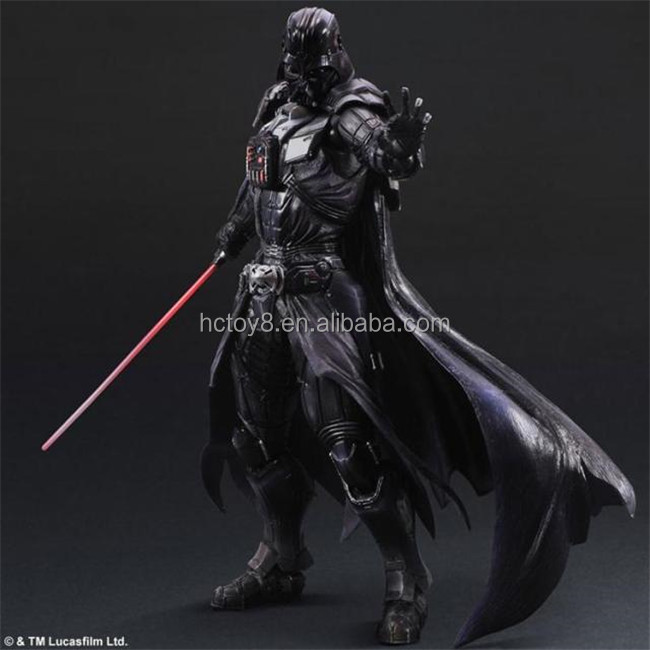 Gzltf Wholesale Play Arts Kai 28 cm Sith Darth Vader PVC Action Figure