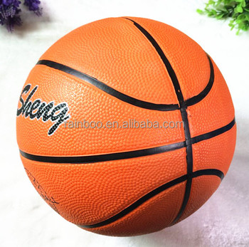 High quality cheap promotional customized logo standard N0 .7 pvc basketball