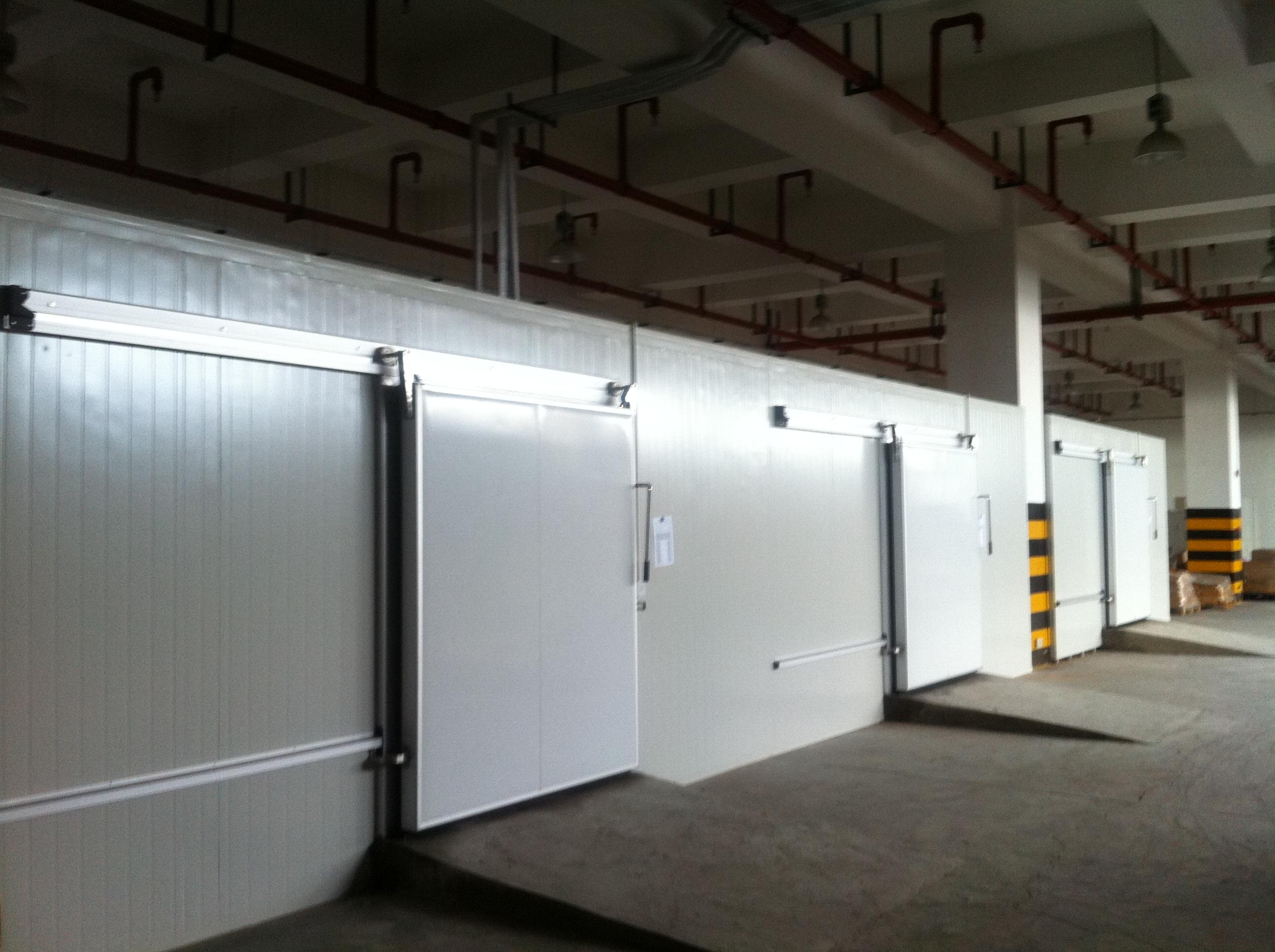 Best selling koude opslag container kamer voor groente en fruit met lage prijs