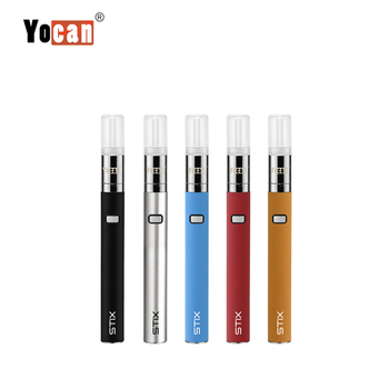 New Hot Item Yocan STIX cbd oil vape pen with ceramic coil