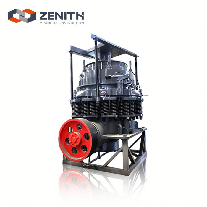 2018 New Type energy saving Sand making machine impact cone crusher