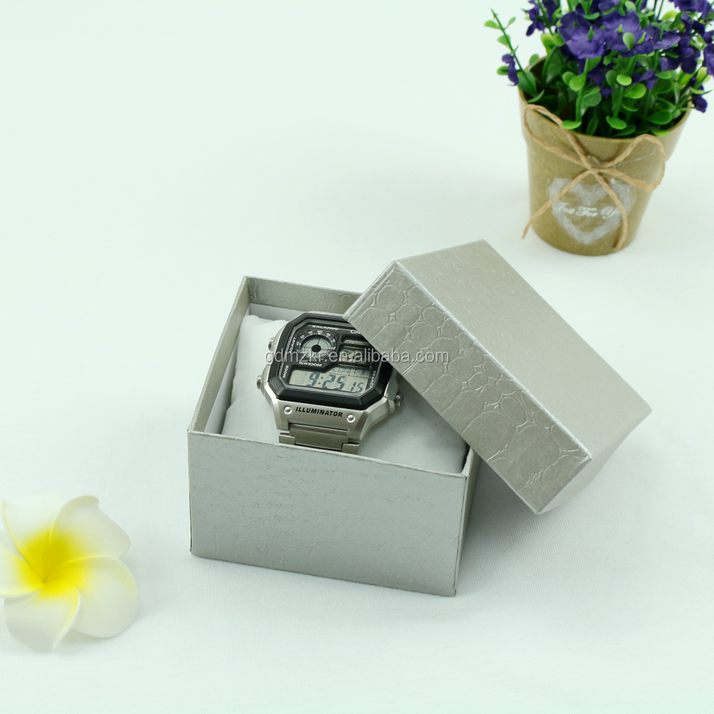 2016 Custom Decorative personalized watch packaging box christmas gift box