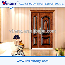 VIRONY HDF Stainless steel inside 끈 보안 터키어 문