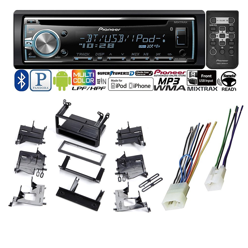 Cheap Toyota 4runner Dash Find Deals On Line At Radio Wiring Harness Stereo Get Quotations 4 Runner Matrix Car Installation Mounting Kit W