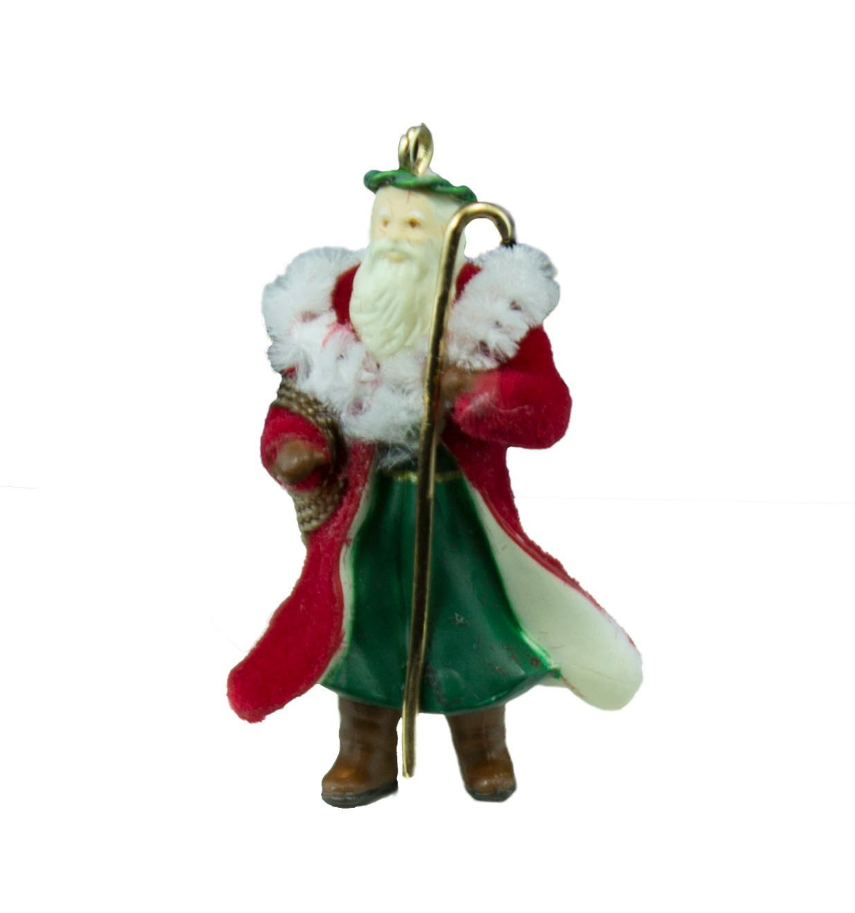 get quotations hallmark 2016 christmas ornaments mini father christmas