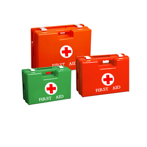 New Design Hot Sale First Aid Kits Supplies Medical First Aid Kit Boxes