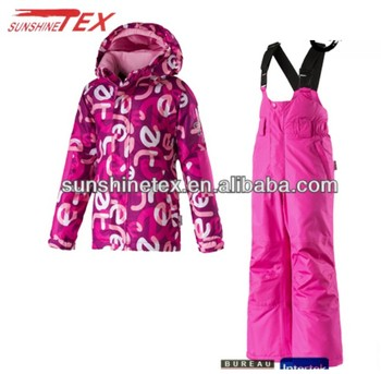 Children Ski Racing Suit Ski Jacket And Pants Set 3 In 1 Jacket ... d7e62b40b