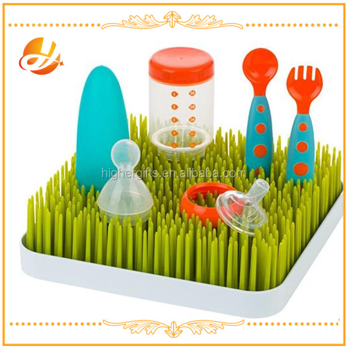 Eco-friendly and natural baby bottle drying rack